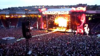 AC/DC Bonnie- Highway To Hell Live @ Hampden Park Glasgow June 30th 2009