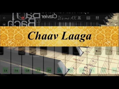Chaav Laaga on Piano | Varun Dhawan | Anushka Sharma | Sui Dhaga | It's me AK