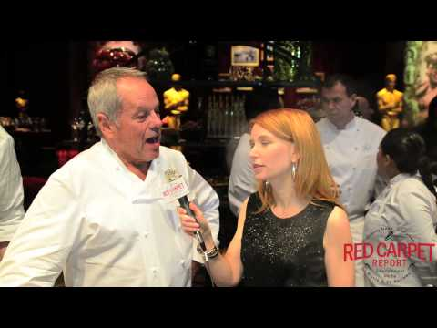 Wolfgang Puck Talks Food For The 87th Oscars Governors Ball Press Preview And The #Oscars
