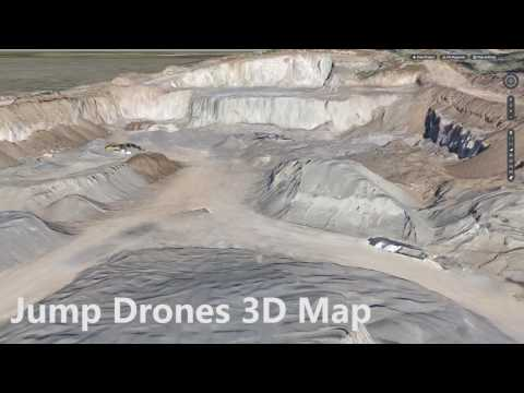 Jump Drones 3D Mapping