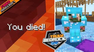 Minecraft | 😂😂😂 | Truly Bedrock SMP [6]