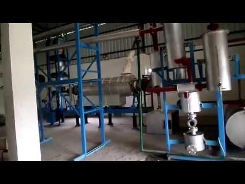 Heera Energy Pyrolysis oil Plant