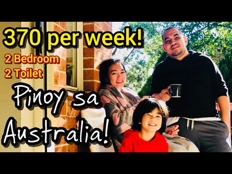 OUR OWN APARTMENT TOUR 🏡 | SYDNEY, AUSTRALIA