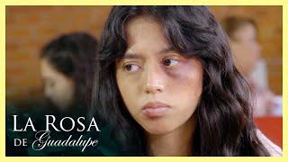 La Rosa de Guadalupe: Licha es rescatada de los maltratos de Nicanor   Sin nombre