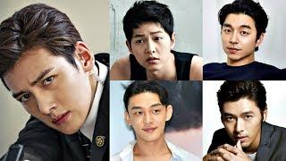 25 Most Handsome Korean Drama Actors | Age 30 Something (2018)