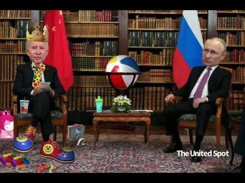 The Joe And Putin Show