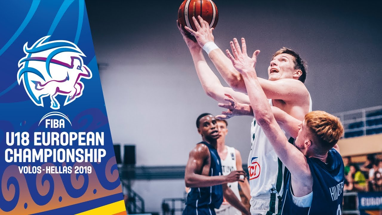 Lithuania v Great Britain - Full Game