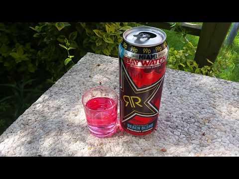 LET´S DRINK: ROCKSTAR BEACH BLEND (LIMITED EDITION / UK)
