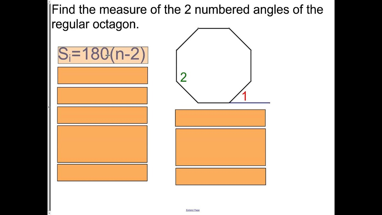 8 1 angles of polygons youtube - Total exterior angles of a polygon ...