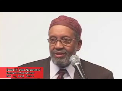 Imam W Deen Mohammed - Message To All People Of The World
