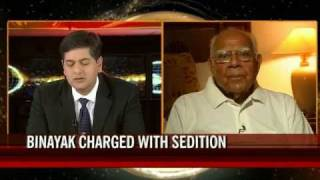 Offering to defend Dr Binayak Sen my dharma: Ram Jethmalani