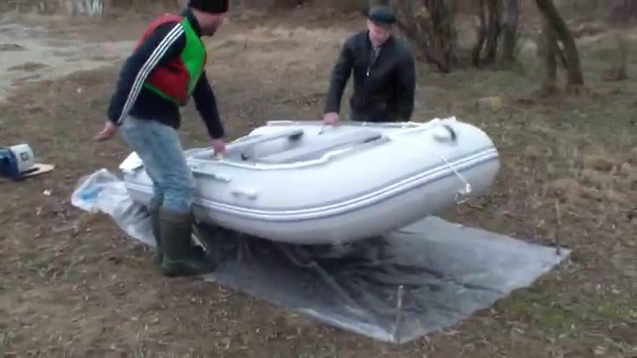 инструкция сборки лодки пвх гладиатор