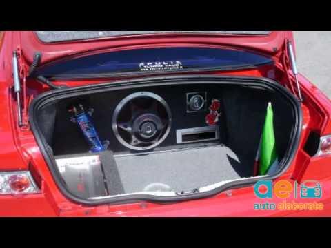 Alfa Romeo 156 2,5 V6 24v Tuning