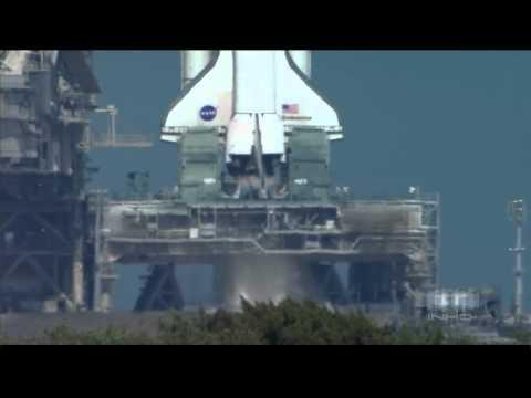 Запуск Space Shattle (HDTV)