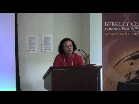 Mayfair Yang Discusses Imperialism and Secularization in China