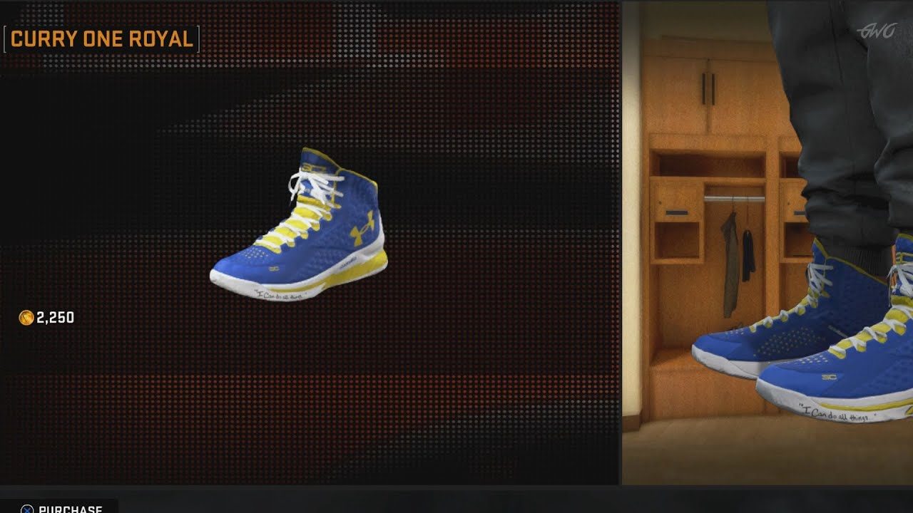 NBA 2K16 - All New Shoes, Jordan, Nike, Adidas, Under Armour | Shoe Creator  - YouTube