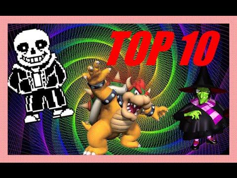 TOP 10 FINAL BOSS THEMES (2016)