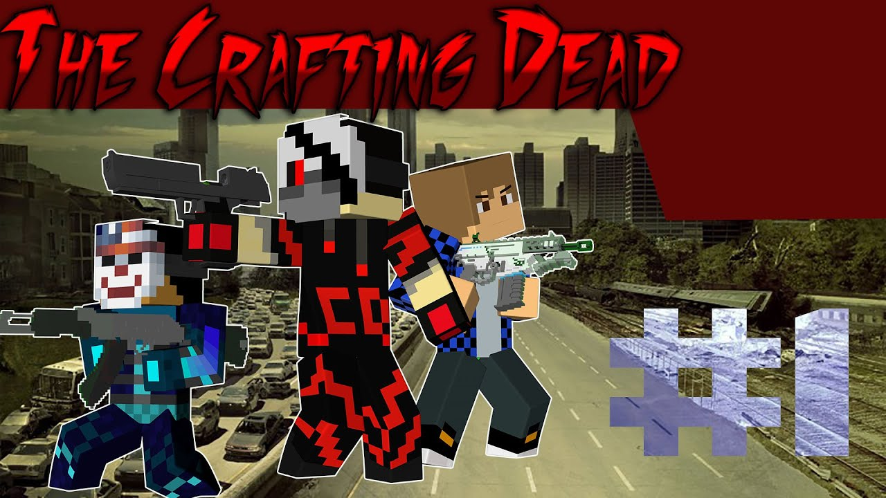 The crafting dead episode 1 scavenging youtube for The crafting dead ep 1