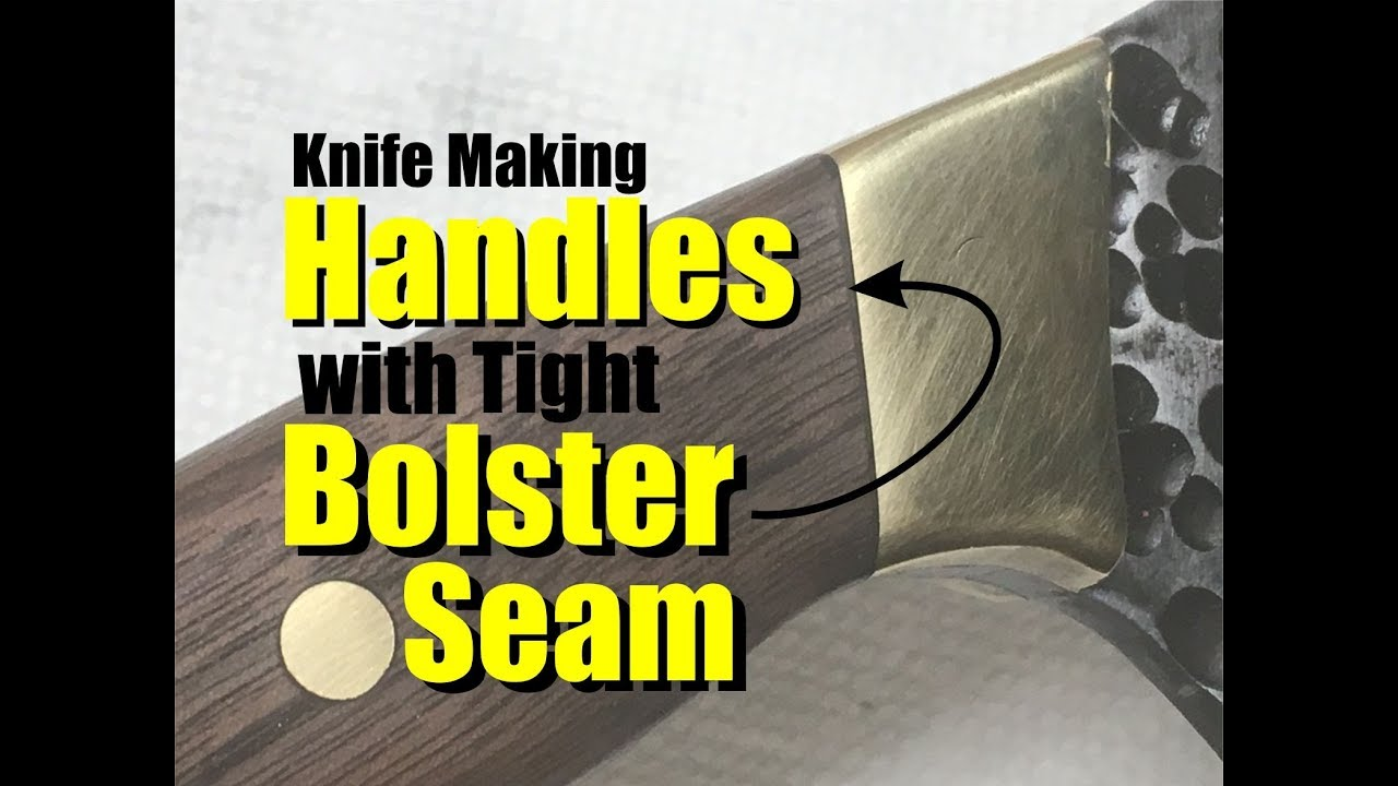 How To Make A Knife Bolster