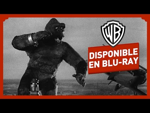 KING KONG (1933) - Bande Annonce Officielle - Version Collector BLU-RAY