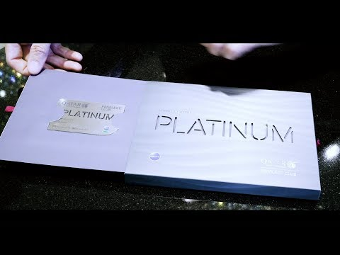 Platinum just became more special - Qatar Airways