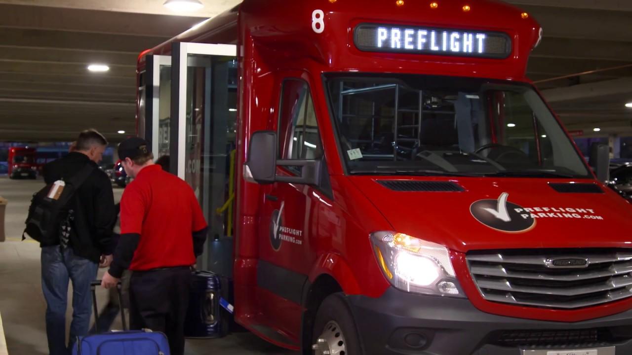 Preflight Airport Parking Phoenix You