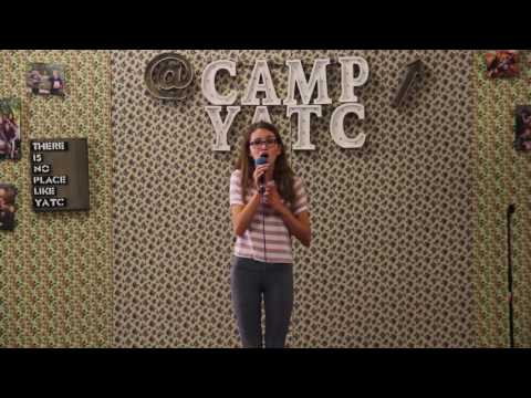 Clara G. singing 'I Don't Know How to Love Him' - Young Actors' Theatre Camp