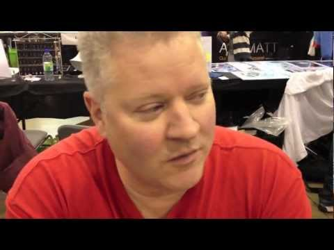 David Quinn Creator of the Faust Comic Interview