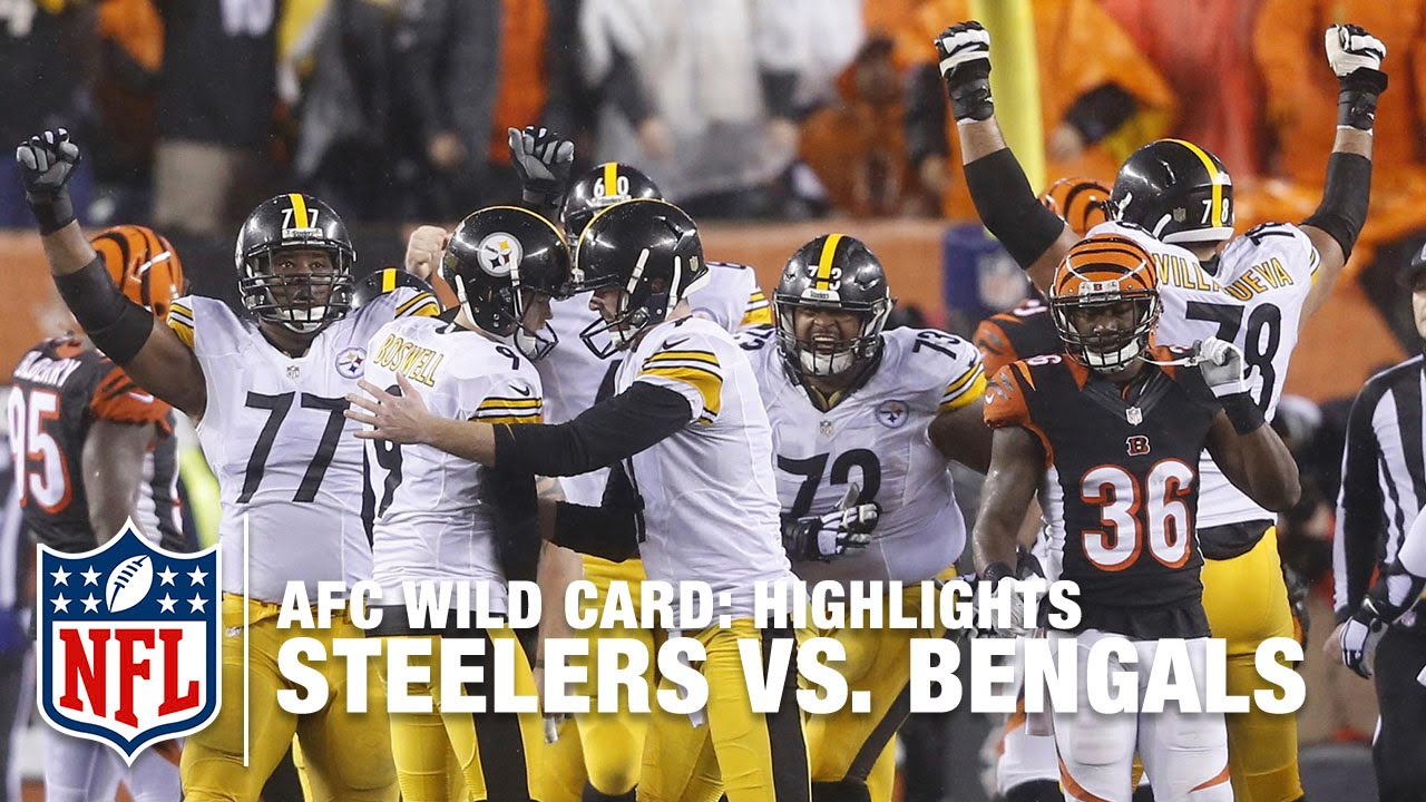 𝕨𝕒𝕥𝕔𝕙 𝕆𝕟𝕃𝕚ℕ𝔼 Bengals Vs Steelers Live Steelers