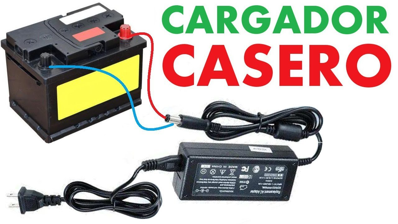 Venta de cargadores de baterias para autos