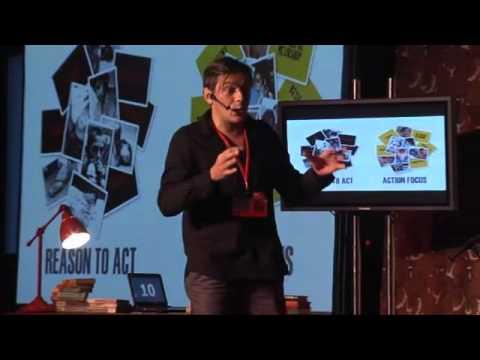 TEDxBucharest - Arnoud Raskin