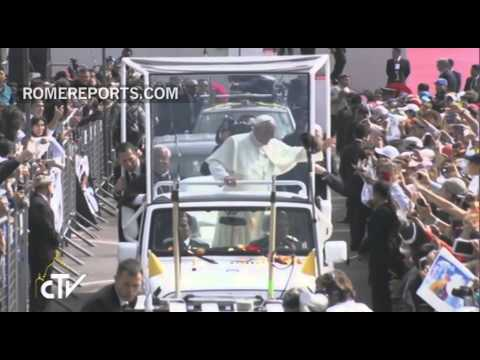 Pope in Paraguay: what to expect