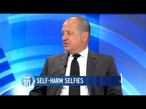 Confronting the Self-Harm Selfie