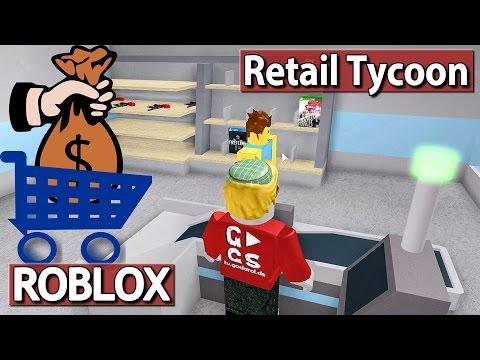 MEIN EINKAUFSLADEN ► ROBLOX Retail Tycoon