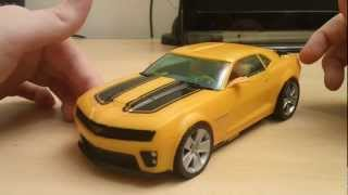 Transformers Revenge of the Fallen Human Alliance Bumblebee (Review em Português)