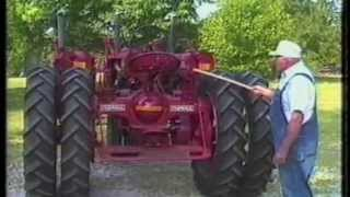 Rubber Tire Triple Tractor