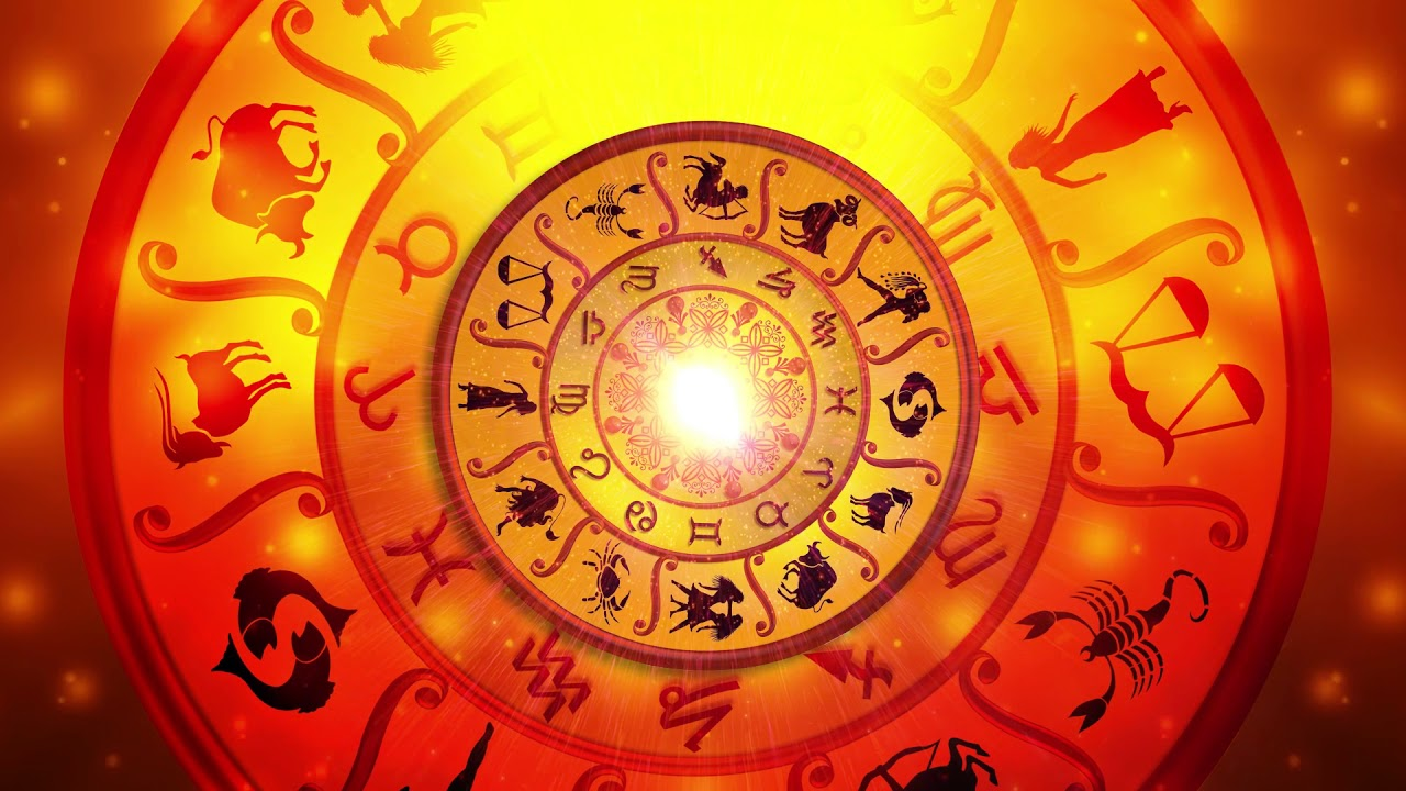 Astrology Zodic Background Full Hd Ii By Laurel Productions Youtube