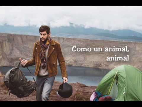 Alvaro Soler - Animal LYRICS/LETRA