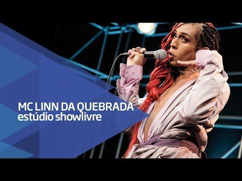 """""""A lenda"""" - Mc Linn da Quebrada no Estúdio Showlivre 2017"""