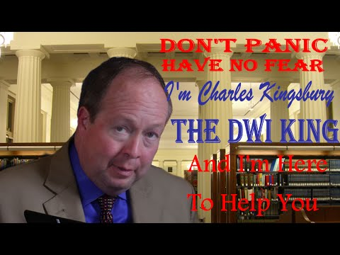 Charles Kingsbury, Best DWI Attorney DUI Lawyer In Houston Harris County Texas TX