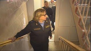 Госжилинспекция  Московской области  высоко оценила  ремонт подъездов  в Серпухове
