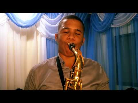 More Than Anything Lamar Campbell  - Gospel Sax Cover
