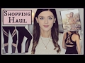 SHOPPING HAUL || Try on SPORT / FITNESS - FASHION Frühling 2017 - Pamela Reif
