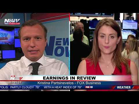 Stock Market Update with Fox News Channel's Kristina Partsinevelos
