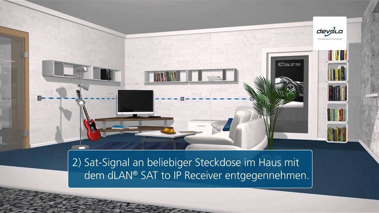 dlan tv sat multituner deutsch funnydog tv. Black Bedroom Furniture Sets. Home Design Ideas