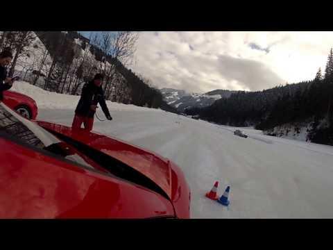 Audi Ice Driving Experience Saalbach