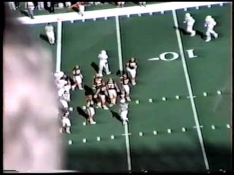 Tom Newbold video of the Bengals vs. Colts, 11-25-90