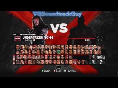 WWE '13 Gameplay (XBOX 360)