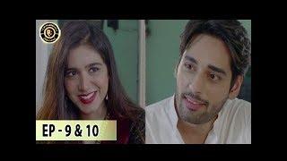 Khudgarz Episode 9 & 10 - 16th Jan 2018 - Aamina Sheikh Syed Jibran & Sami Khan