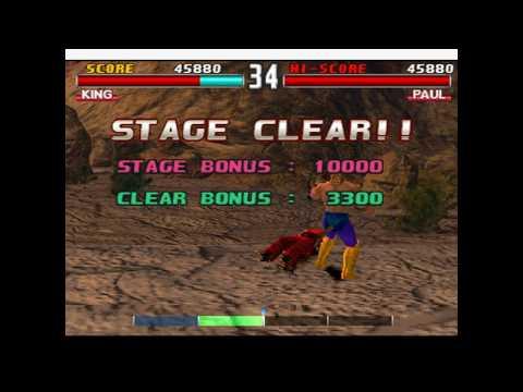 철권7) Tekken 3 - King Longplay Pc Force Mode)